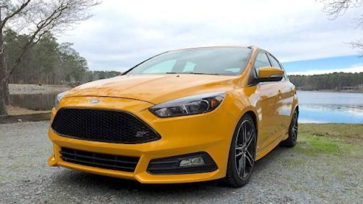 Driving The 275-HP Ford Focus ST That You Can Build Today