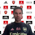 Arteta to take it game-by-game in hunt for European finish