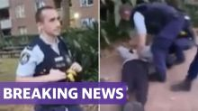 NSW Police officer investigated after throwing Aboriginal teen to the ground