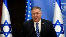 Pompeo flies to Sudan direct from Israel as U.S. pushes stronger links