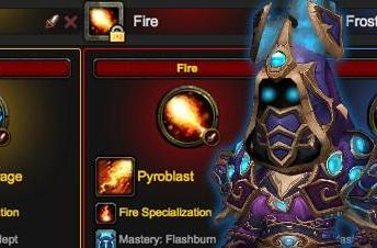 The Art of War(craft): Must-have PvP talents for mages in 4.0.1