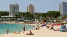 Spanish crack down on hard drinking Majorca tourists