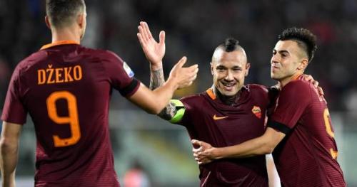 Foot - ITA - L'AS Roma consolide sa deuxième place, Pescara officiellement relégué