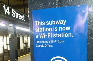 Google Offers, Boingo add more locations for free and discounted public WiFi