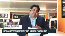 RBI & Government Finding Middle Ground May Aid The Rupee
