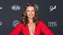 Paulina Porizkova sparks sexual debate with lingerie photo: 'Can you have sex without love?'
