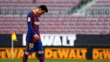 With Barcelona out of title race, Messi has future to decide