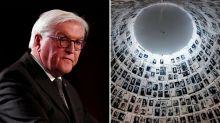 Holocaust-Gedenken: Ein Auftritt voller Würde und Hilflosigkeit
