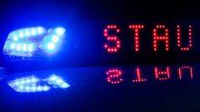 Zwölf Stunden Vollsperrung: Stau über Nacht auf der A2