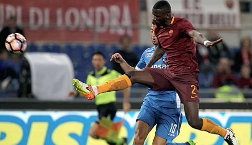 Serie A: Rüdiger auf dem Zettel von Inter?
