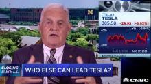 Bob Lutz says Tesla should remove Elon Musk as CEO