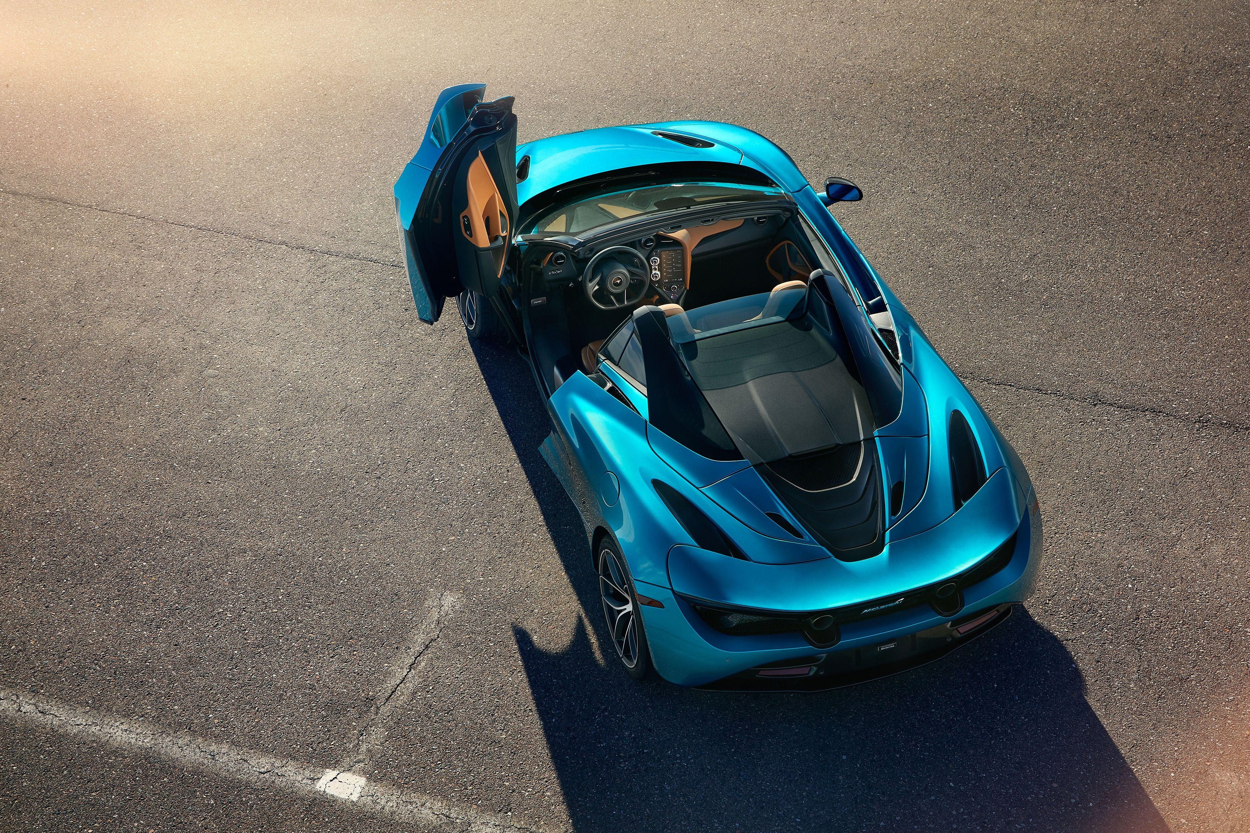 """<p>Yes, the new-for-'19 McLaren 720S Spider is simply a droptop version of the familiar <a href=""""https://www.caranddriver.com/mclaren/720s"""" rel=""""nofollow noopener"""" target=""""_blank"""" data-ylk=""""slk:720S coupe"""" class=""""link rapid-noclick-resp"""">720S coupe</a>. Its introduction is in no way significant in the grander scheme of things.</p>"""