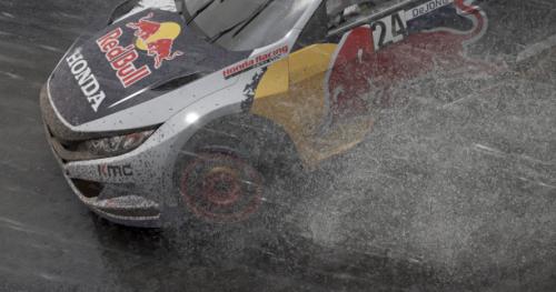 Sport Auto - jeux vidéo - Du Rallycross dans Project CARS 2
