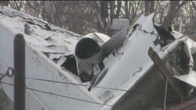 2 killed when Tulsa jet crashes in Ind.