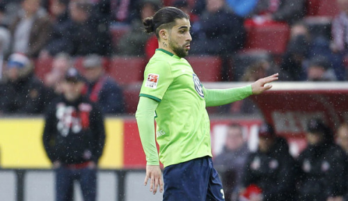 Bundesliga: Medien: Kommt Wolfsburgs Ricardo Rodriguez für Kolasinac?