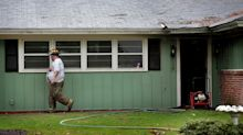 Memphis home owned by Elvis Presley in the 1950s damaged by fire