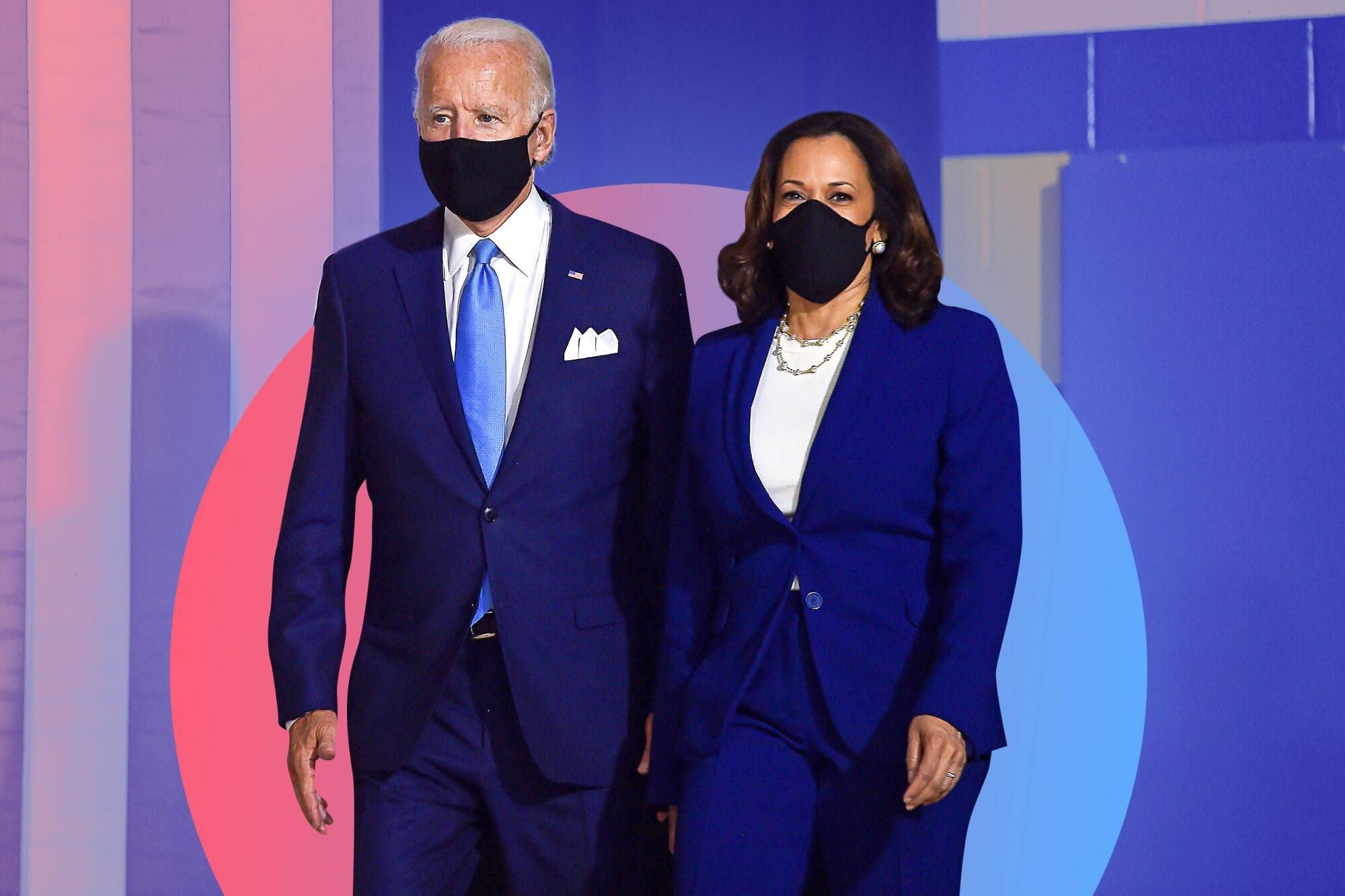 Kamala Harris And Joe Biden Are A Power Duo And Their Birth Charts Prove It