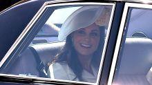 ¿Repite vestido Kate Middleton en la Boda Real?