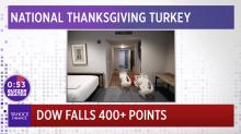 Presidential treatment for National Thanksgiving Turkey's