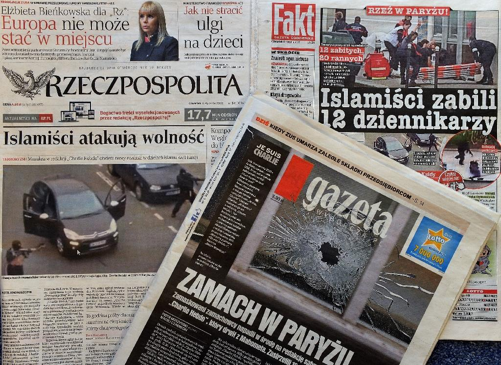 More than twenty Polish media outlets including two major dailies are refusing to cover parliament