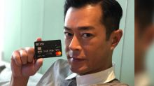 Woman jumps barricade to plead Louis Koo's assistance