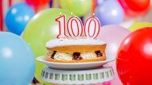 Personas de 100 años estarían más sanas que las de menor edad