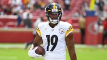 Fantasy Wide Receivers: What to do about JuJu, OBJ, and other underperforming stars