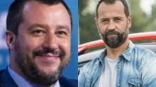 """Fabio Volo contro Salvini: """"Vai a citofonare ai camorristi se hai le palle"""""""