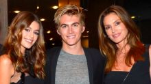 Presley Gerber Pays Permanent Tribute to Sister Kaia Gerber with a Tattoo of Her Name