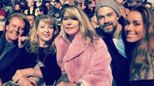 Annemarie und Wayne Carpendale: Seltener Familienschnappschuss!
