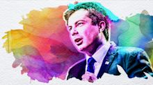Pete Buttigieg is running for president. Also, he's gay.