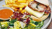上環有機Cafe——美味養生西餐