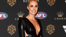 WAG at centre of AFL virus controversy speaks out