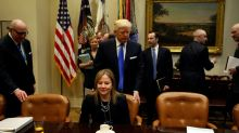 Trump urges U.S. automakers to make big push for new plants