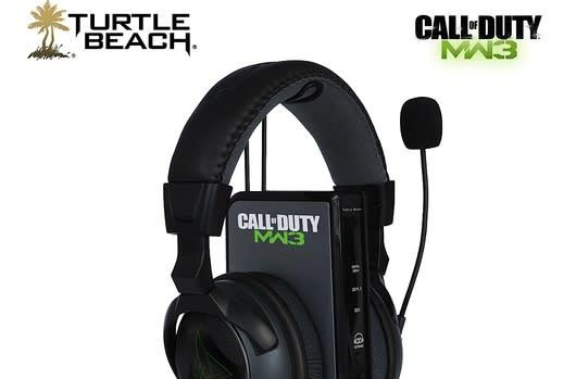 Call of Duty: Modern Warfare 3 headsets coming from Turtle Beach with custom audio presets
