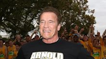 Arnold Schwarzenegger is recovering from heart surgery, according to his rep (updated)