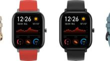 Huami Announces the Launch of Its Newest Smartwatch Amazfit GTS at IFA 2019