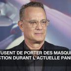 Tom Hanks: la mort ne lui fait pas peur