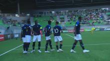 Foot - Euro U19 : Le résumé de France-Ukraine en vidéo