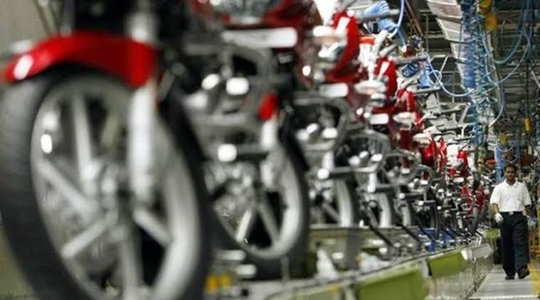 Two-wheeler sales decline for 12th straight month in November