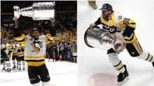 Matt Cullen, Ron Hainsey share emotional Stanley Cup victory