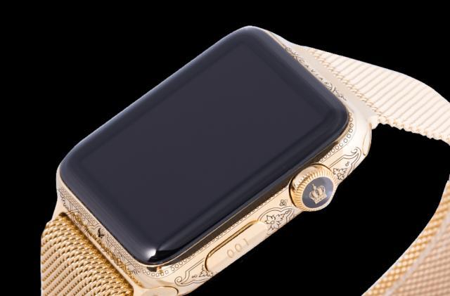 Custom $3,100 Apple Watch celebrates famed Russian leaders