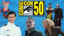 Comic-Con Best Of 2019 Film Schedule: Marvel Studios Returns; 'Terminator: Dark Fate', 'Jay & Silent Bob Reboot' Take Hall H