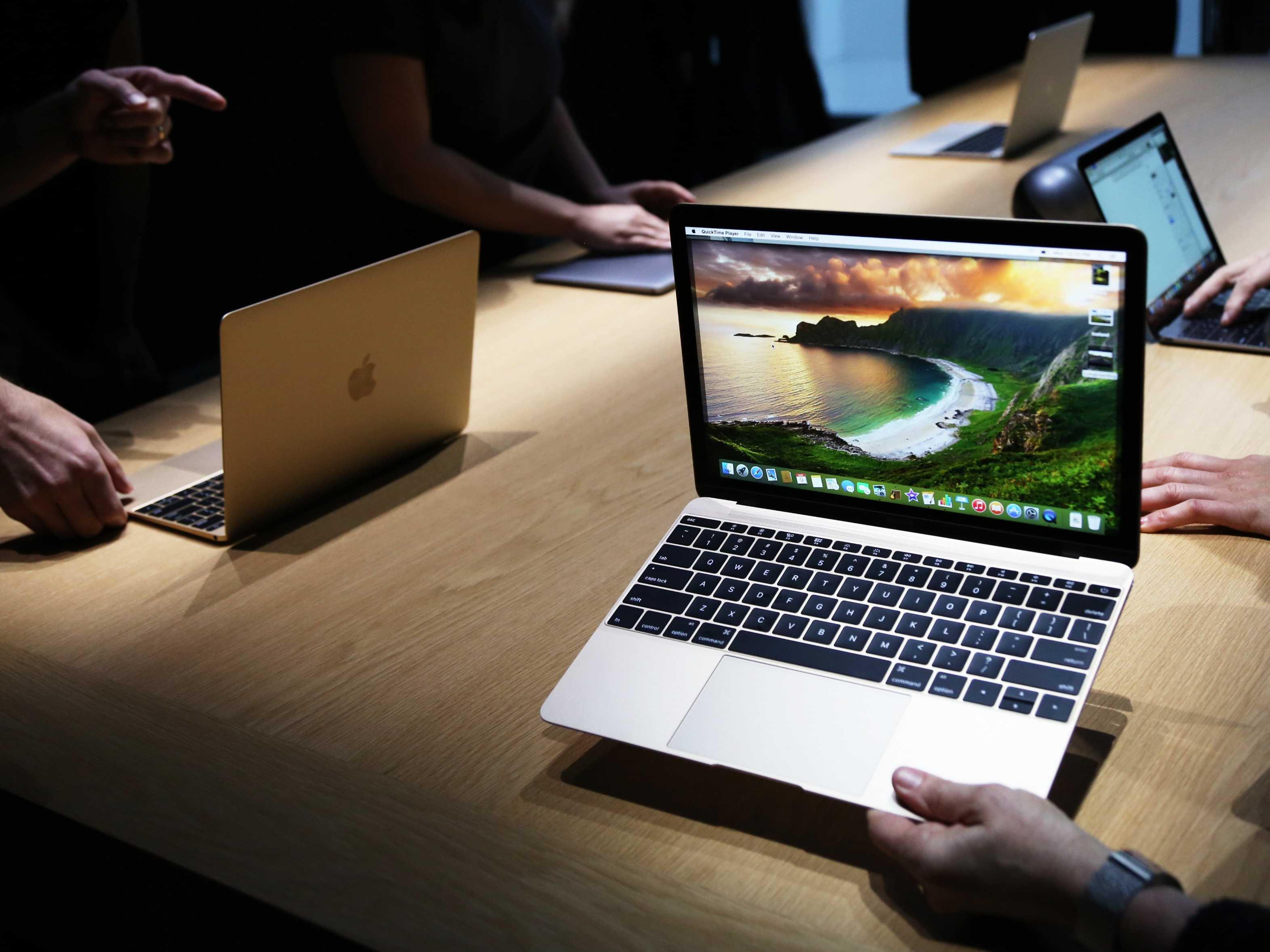 That New Super Thin MacBook Probably Wont Sell Very Well According To One Analyst