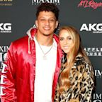 Patrick Mahomes and Fiancée Brittany Matthews Set Wedding Date After Welcoming Baby Sterling