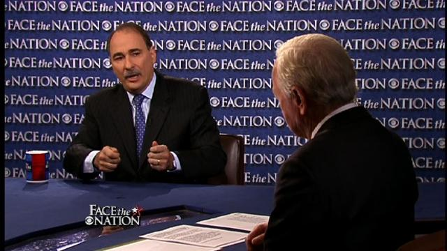 Axelrod: Obama was