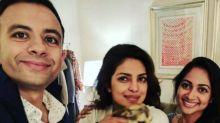 Priyanka Chopra reunites with her pooch Diana in New York