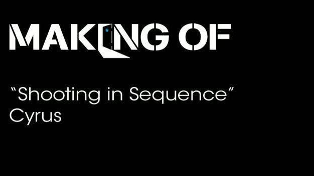 'Shooting In Sequence' Featurette