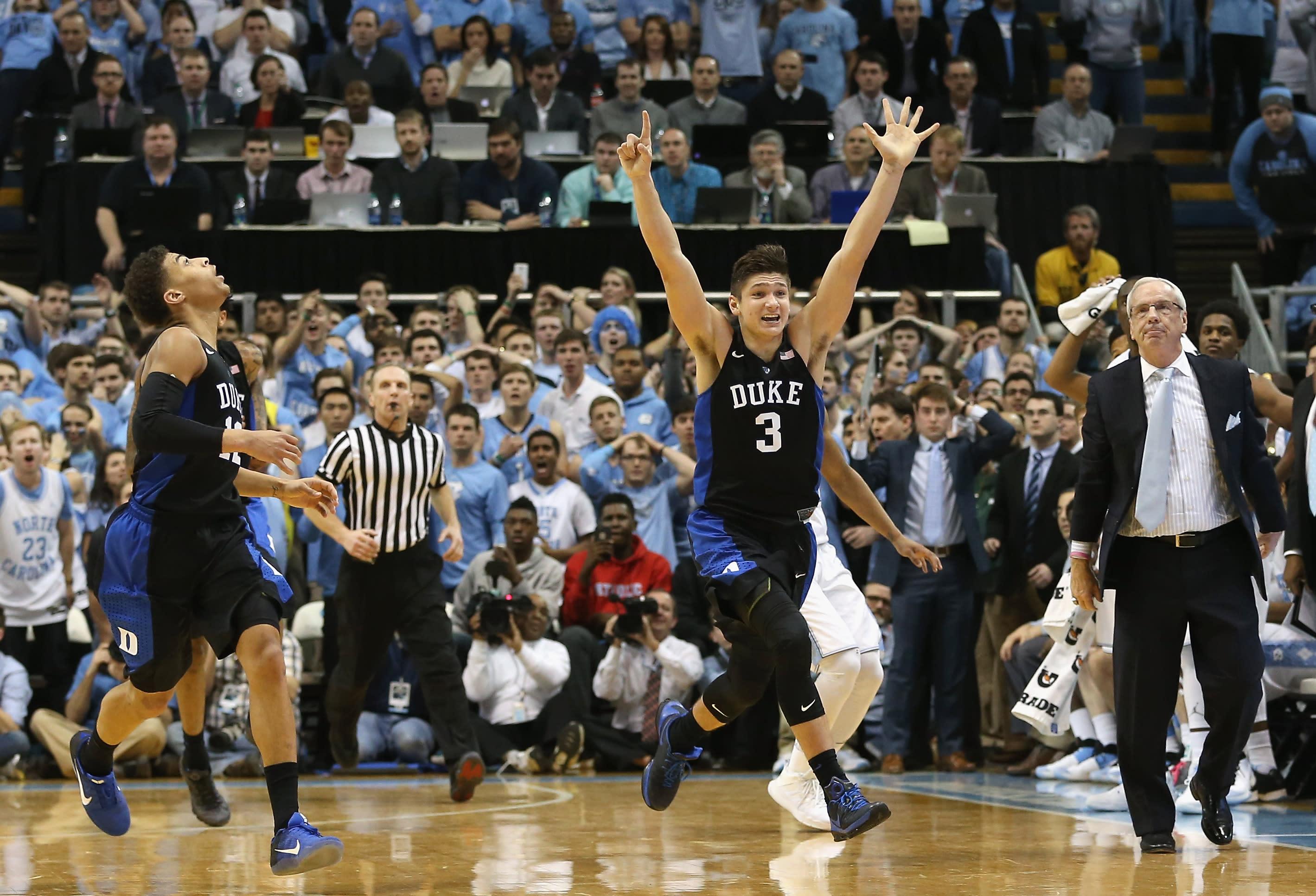College Basketball Rankings: Duke and Arizona Vie for Top ...