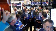 U.S. markets tick up amid coronavirus crisis